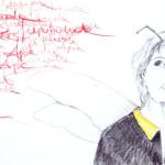 Illustrazione Alda Merini