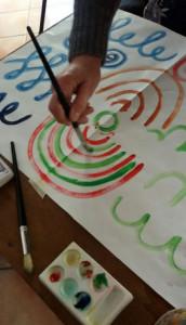 esercizi di pregrafismo con pittografia