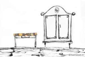 fiaba armadio e tavolo